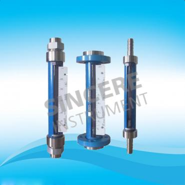 Glass tube Rotameter Flowmeter